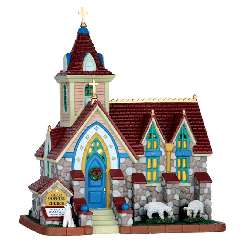 Lemax - Good Shepherd Church