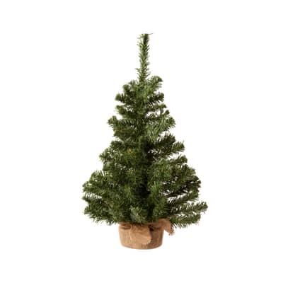 Kaemingk Mini Tree In Jute Bag 60cm