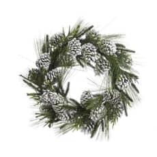 Kaemingk 60cm Needle and Pinecone Wreath