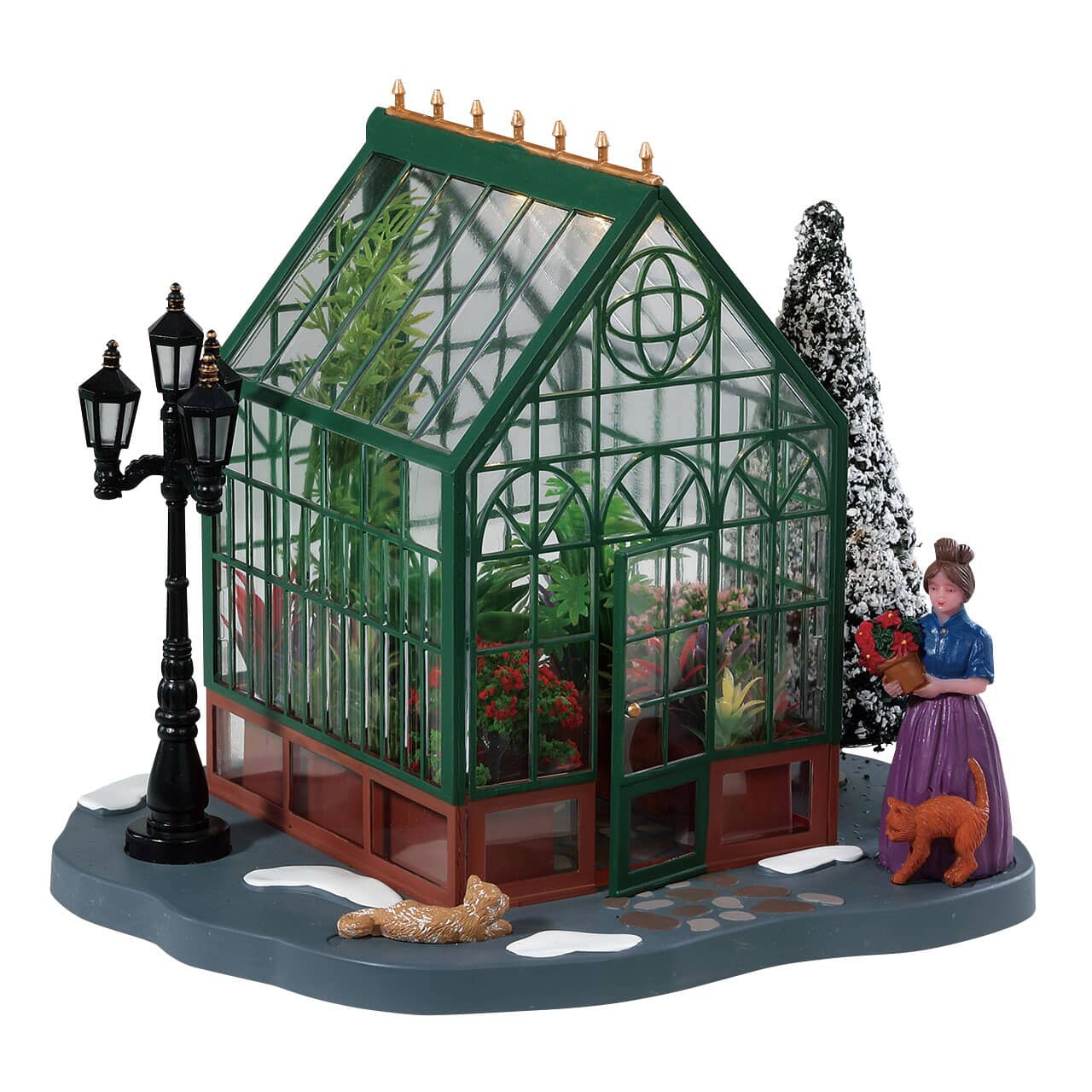 Lemax - Victorian Greenhouse