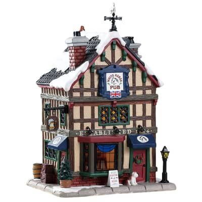 Lemax - Old British Pub