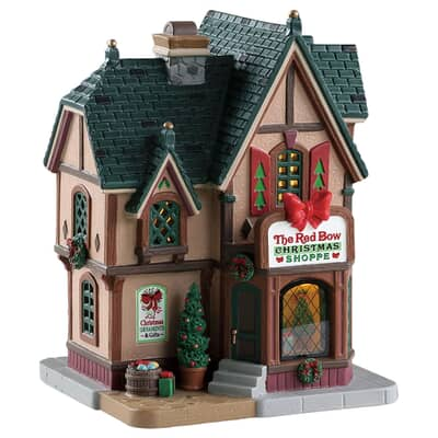 Lemax - The Red Bow Christmas Shoppe