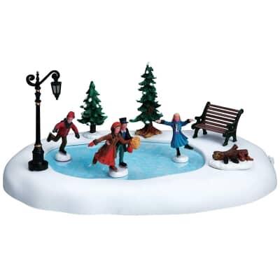 Lemax - Winter Skating B/O (4.5V)