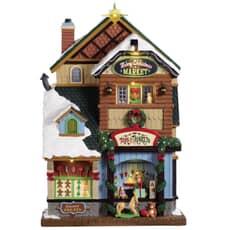 Lemax - Merry Christmas Market
