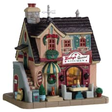 Lemax - Kathys Quaint Kitchen