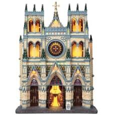 Lemax - St. Patricks Cathedral Facade